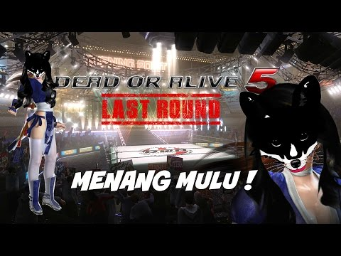 [Voxyy Gaming] DEAD OR ALIVE 5 Last Round | MENANG MULUU (INDONESIA)