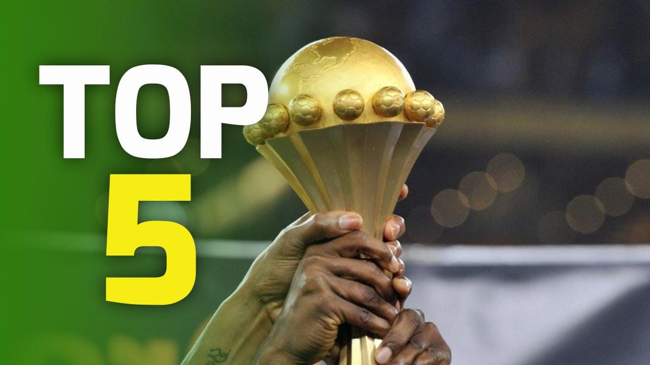 Top 5 pays vainqueurs en coupe d 39 afrique des nations 2015 youtube - Vainqueur coupe d afrique ...