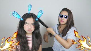 Gambar cover Dipotongnin Rambut sama Ola & jawabin Coomment Hate | Indira Kalistha