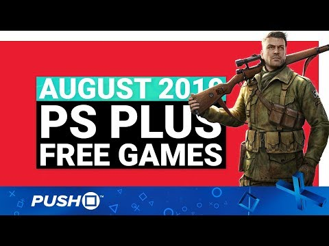 PlayStation Plus August 2019 PS4 Games Announced - Push Square