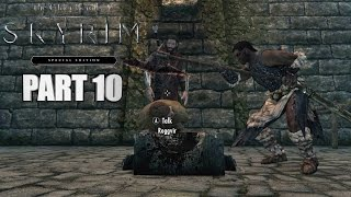 Skyrim Special Edition A REGULAR DAY IN MARKARTH - Walkthrough Part 10 - PC Gameplay 1080p 60fps