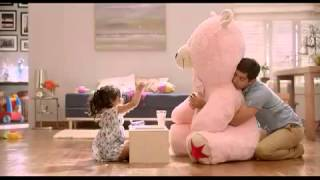 India - Oreo -  Teddy TV Commercial