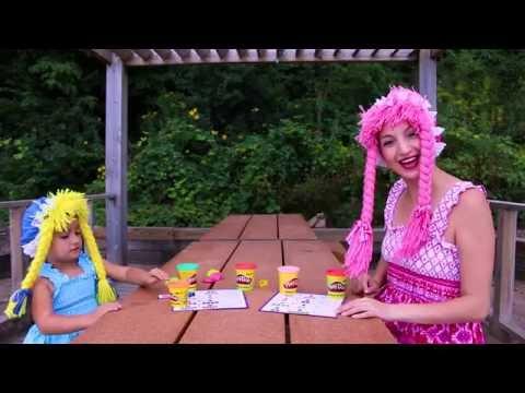 Aprendamos a Sumar con Plastilina Play-Doh