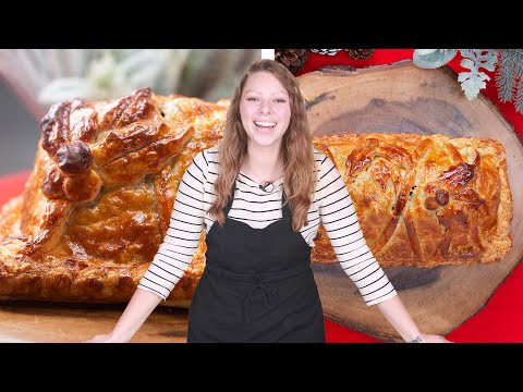 How To Make A Holiday Vegetarian Wellington
