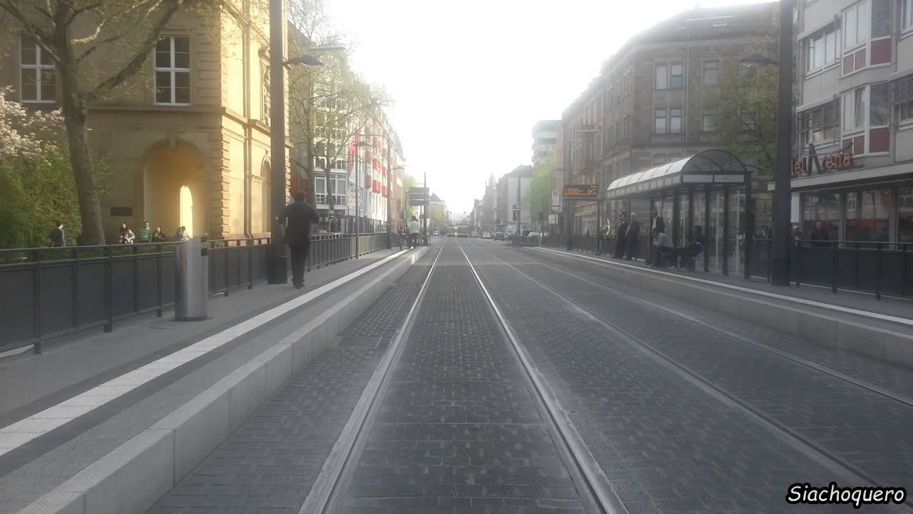 Linie 6 Karlsruhe