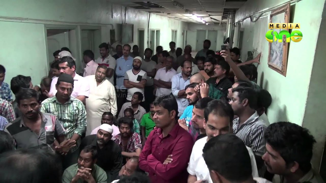 Eighty six 'Free Visa' workers remains in Indian Embassy shelter home as  Saudi's Nitaqat law
