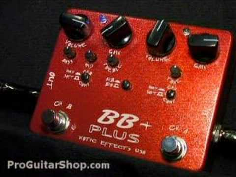 Xotic BB Plus Preamp