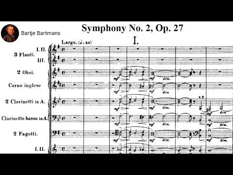Sergei Rachmaninov - Symphony No. 2, Op. 27 (1907) Live