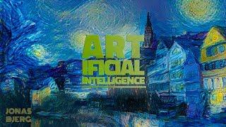 كيف الذكاء الاصطناعي يخلق الفن | أدوبي ، TensorFlow Magenta & Sony