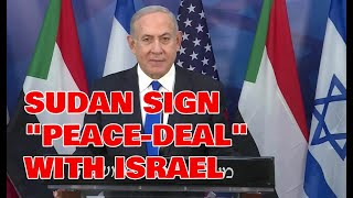 BREAKING: Sudan Normalises Ties With Israel | THE NEW SYKES-PICOT AGREEMENT