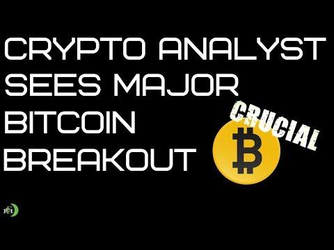 BITCOIN (BTC) – CRYPTO ANALYST SEES MAJOR BREAKOUT?