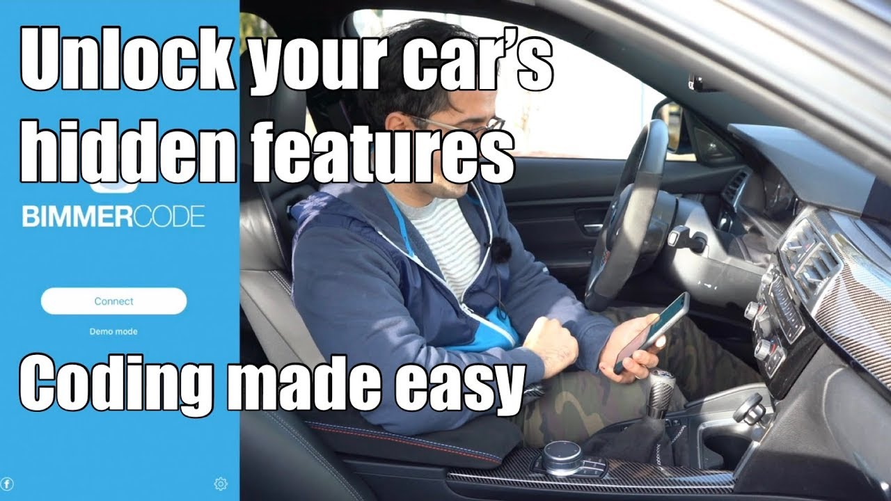 V85: Easy BMW coding with BimmerCode - unlock your car's hidden features!