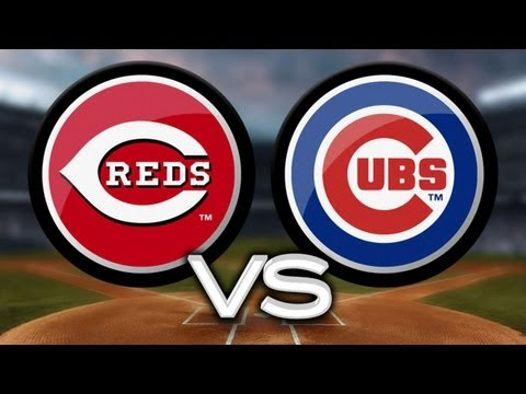 5/4/13: Reds rally for win against wild Cubs bullpen