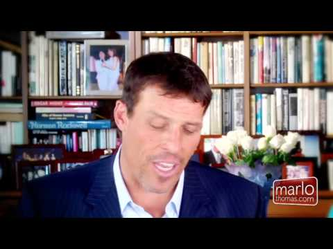Tips For Letting Go of Anger And Resentment, From Tony Robbins
