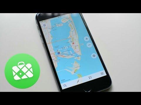 Maps.Me App Review - Offline Karten Reisen/Travel (Deutsch)