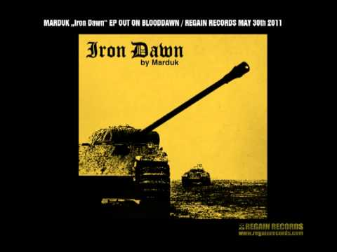 "MARDUK - Warschau 2 - ""Headhunter Halfmoon"" - (taken from the ""Iron Dawn"" EP Out May 2011)"