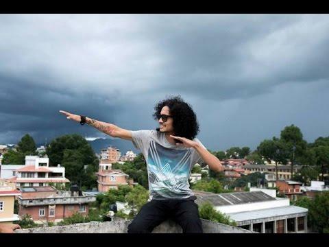 Pani Paryo   Rohit John Chettri   Official Lyric Video   Final Mix #RohitJohnChettri