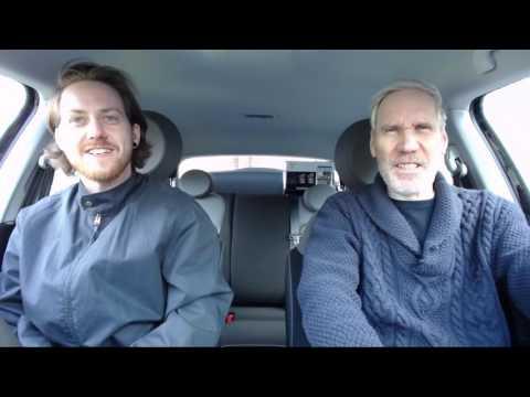 Car Pool Karaoke in a Fiat 500x