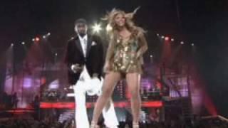Usher & Beyonce - Bad girl (live tour)