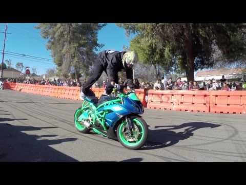 Toy Drive Stunt Show 2016