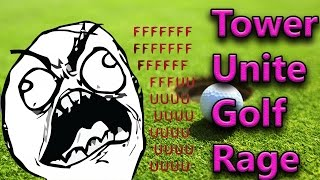 New Year Tower Unite Candy Golf Rage