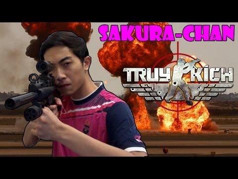 Sakura-chan bá đạo Truy Kích cùng Jerry Gaming