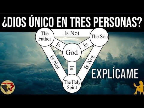¿Es La Trinidad Tres Dioses Diferentes? - Tengo Preguntas