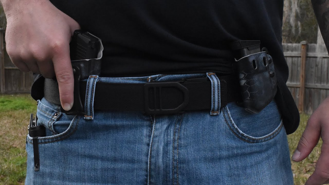 Review Packetop Tactical Belt Legit Belt By Sunny Reviews Everything I was very impressed with the first one. cyberspace and time