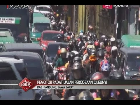 Arus Balik Lebaran 2018 Di Jalur Selatan Didominasi Kendaraan Bermotor - INews Sore 19/06