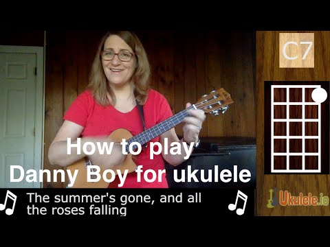 Danny Boy ukulele - 21 Songs in 6 Days: Learn Ukulele the Easy Way