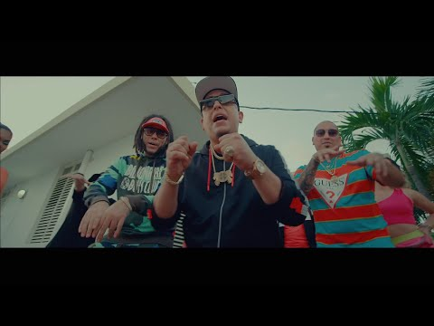 DNA - Guaya Pared Ft. J King & Maxima (Official Video 4k)