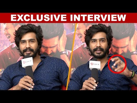 It's My Best Character - Exclusive Interview with Vishnu Vishal | #Ratsasan #Amalapaul