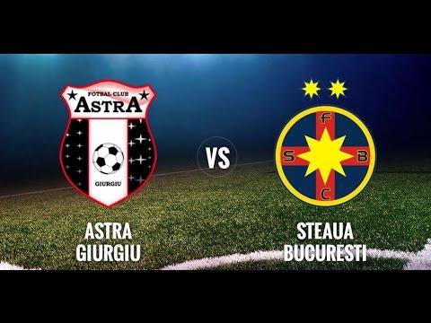 Astra - FCSB: 2-0; Astra este la a treia victorie, FCSB la ...  |Astra- Fcsb