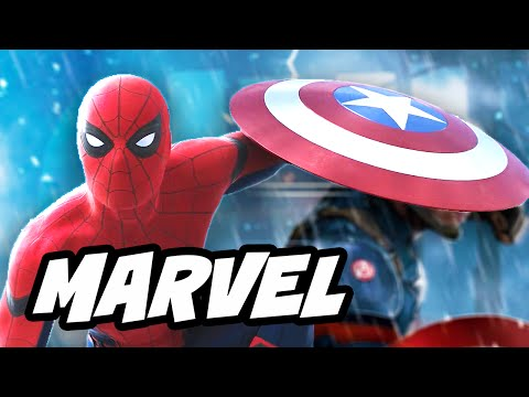 Spider Man Homecoming Is A Marvel Movie Not Sony