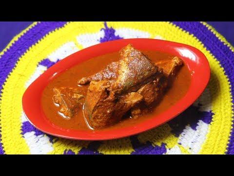ಬಂಗುಡೆ ಗಸ್ಸಿ ತುಳು ರೆಸಿಪಿ Bangude Gassi Tulu Recipe CountNCook