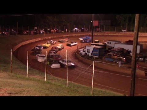 Winder Barrow Speedway Stock Four Cylinders 9/17/16