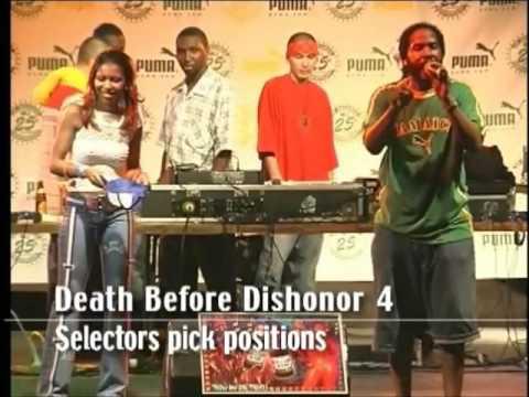Death Before Dishonor 2004 - Black Kat Matterhorn Trooper Mighty Crown Poison Dart