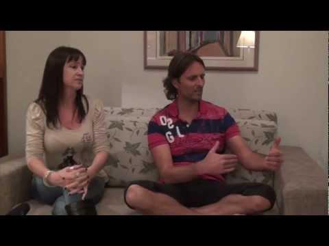 20120807 Mediumship With Mary - Jesus & Chico Xavier Discuss Emotions (English & Portuguese)