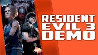 Resident Evil 3 REMAKE terá DEMO e NOVO jogo SECRETO revelado