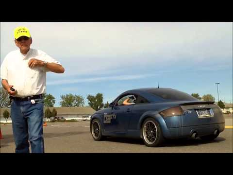 05/26/2013 raw unedited footage of run group 1 autox launches at Expo Park Great Falls, MT