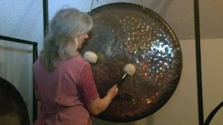 Energize With Gongs