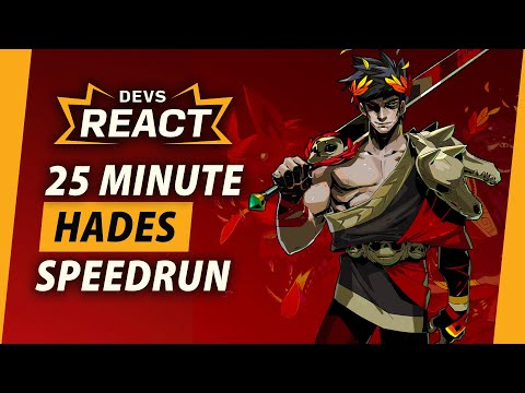 Hades Developers React