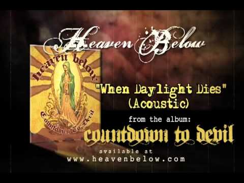 When Daylight Dies (Acoustic Version)