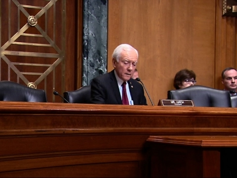 Senate Dems Boycott Confirmation Votes
