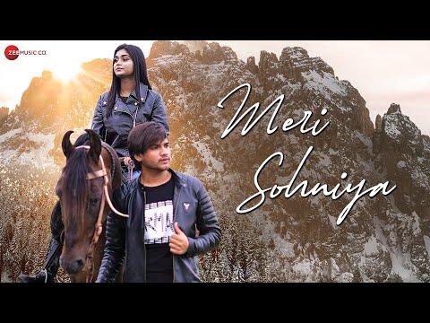 Meri Sohniya - Official Music Video | Aftab Sheikh, Humaira Khan | Ishita Vishwakarma,Gireesh Thakur