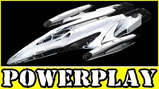 Elite: Dangerous Powerplay (обзор)