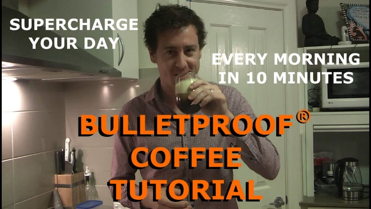 maxresdefault bulletproof coffee tutorial supercharge your day every morning in