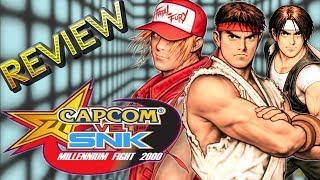 Capcom vs SNK - O Sonho que Virou Realidade