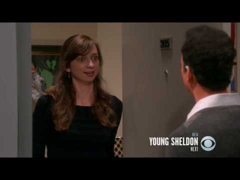 The Big Bang Theory S12E02 - Stuart dates Denise