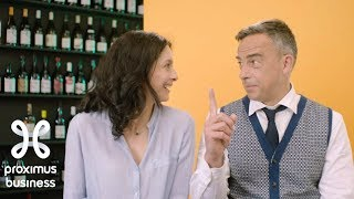 Dorothée & Xavier: The best part of our job? Drinking wine!